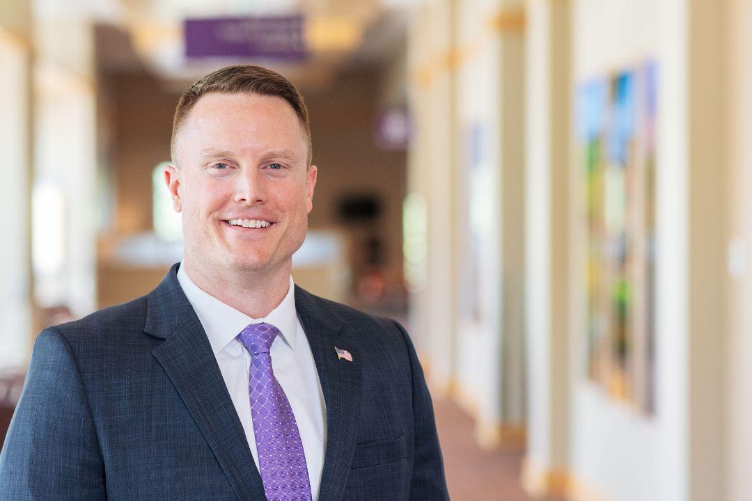 Kevin DeRonde, CEO Mahaska Health