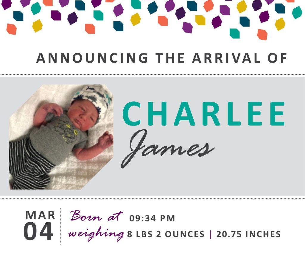 Charlee James 1