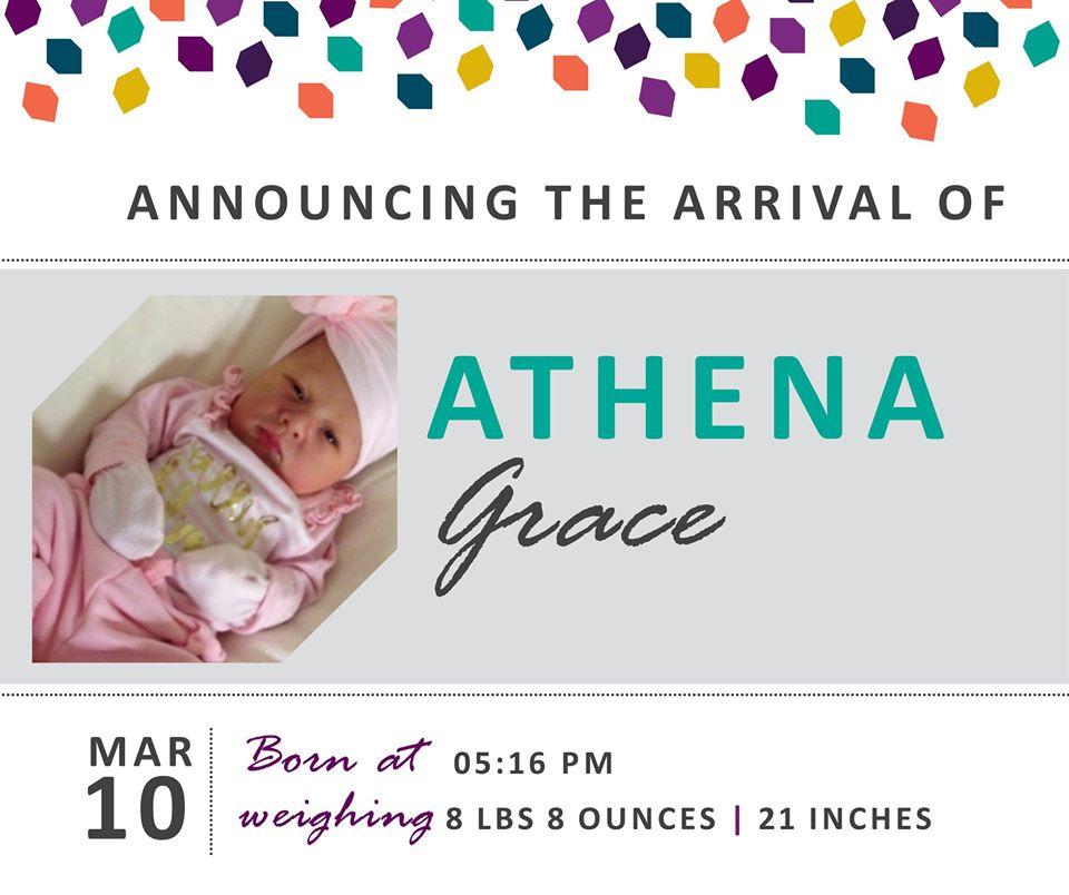 Athena Grace 1