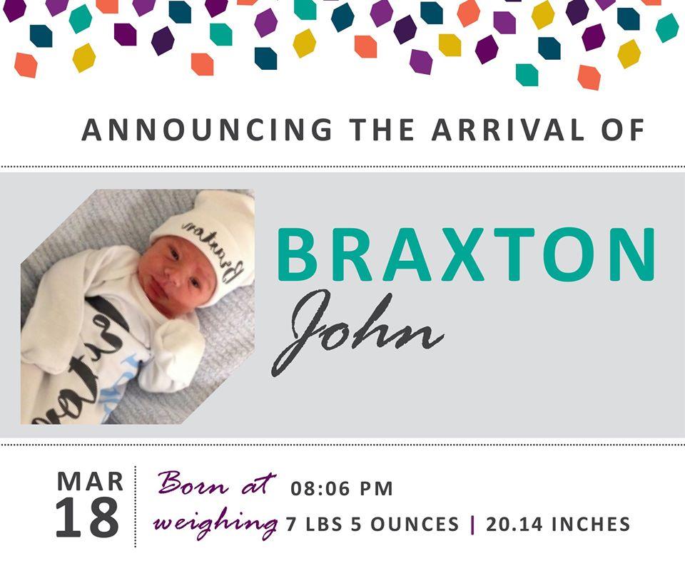 Braxton John 1