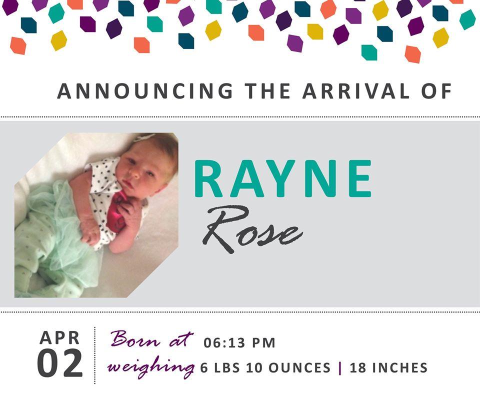 Rayne Rose 1