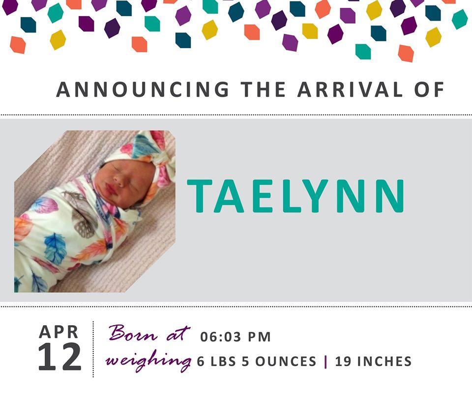Taelynn 1