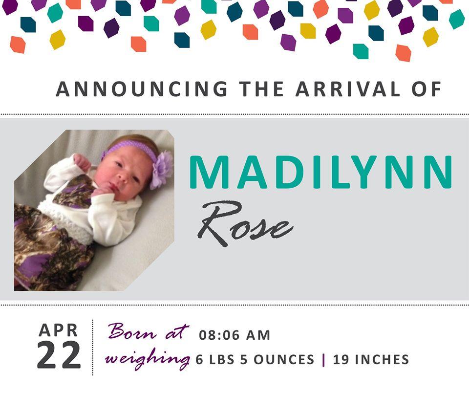 Madilynn Rose 1