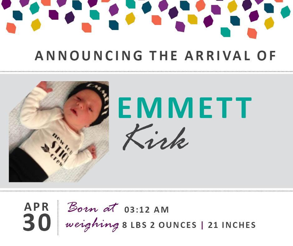 Emmett Kirk 1