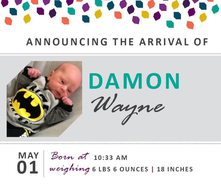 Damon Wayne 1