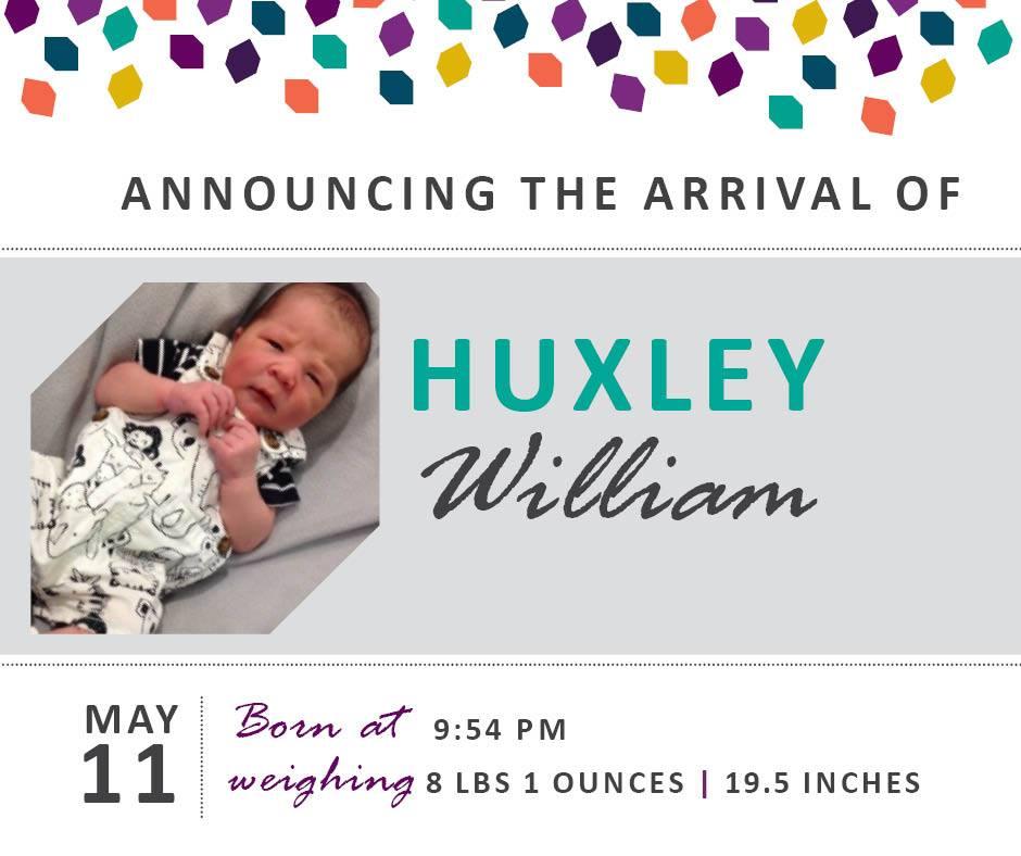Huxley William 1