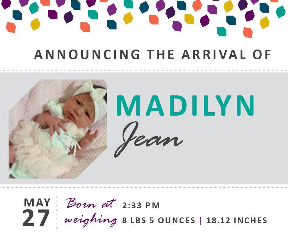 Madilyn Jean 1