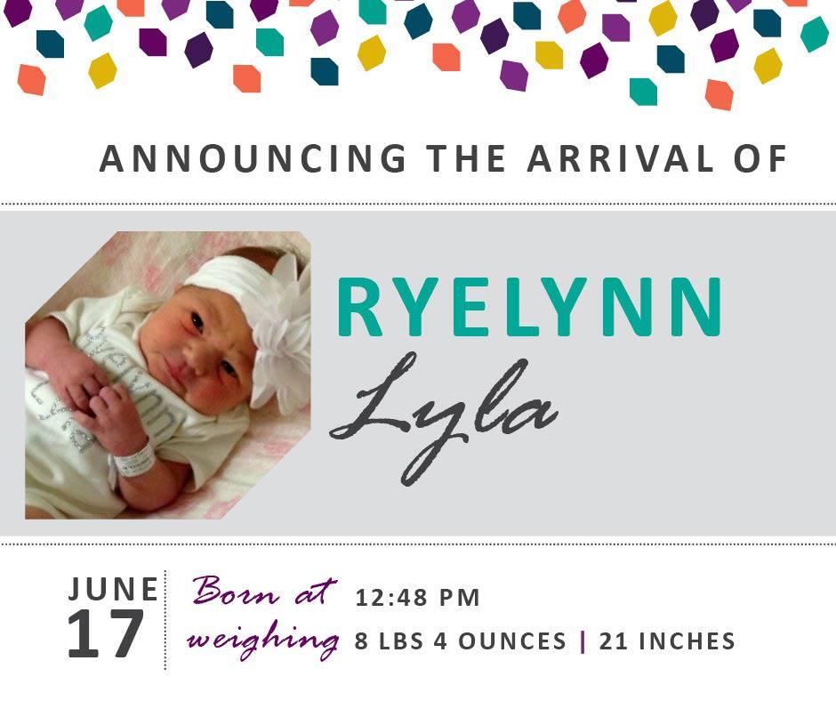 Ryelynn Lyla 1