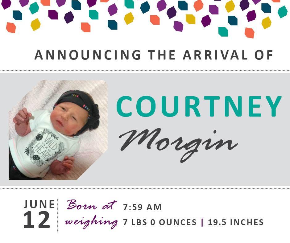 Courtney Morgin 1