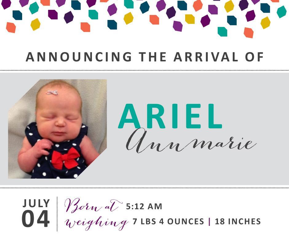Ariel Annmarie 1