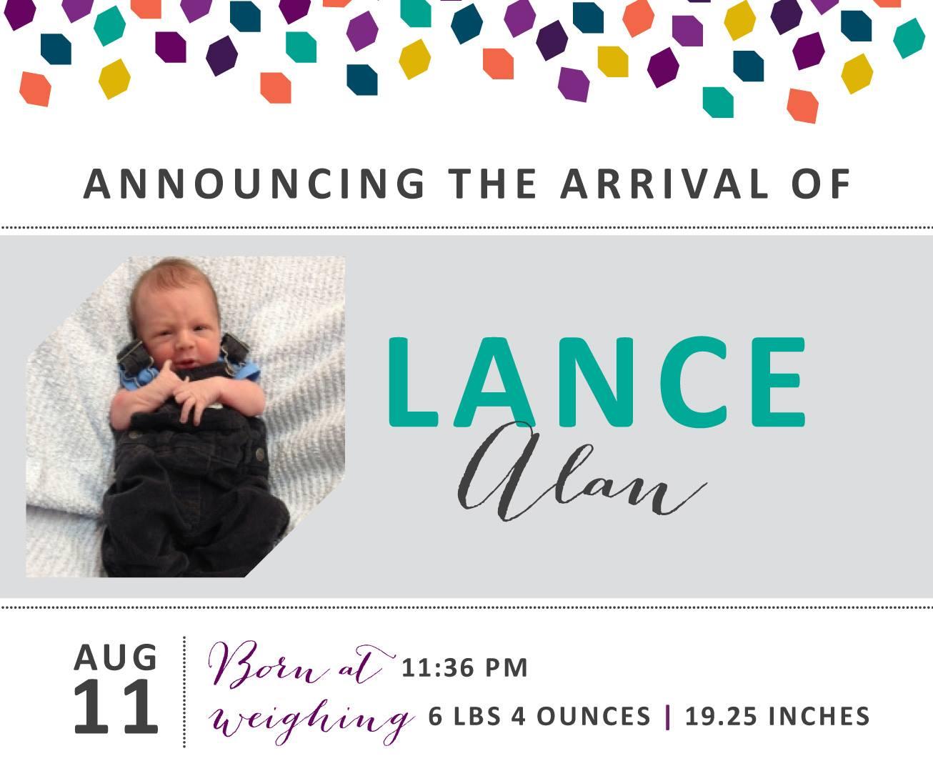 Lance Alan 1