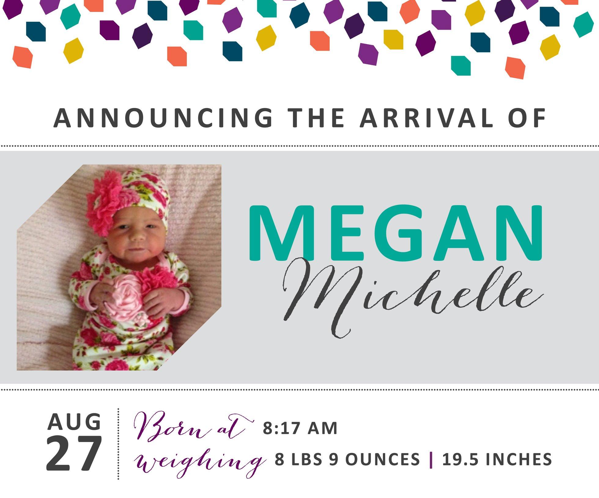 Megan Michelle 1