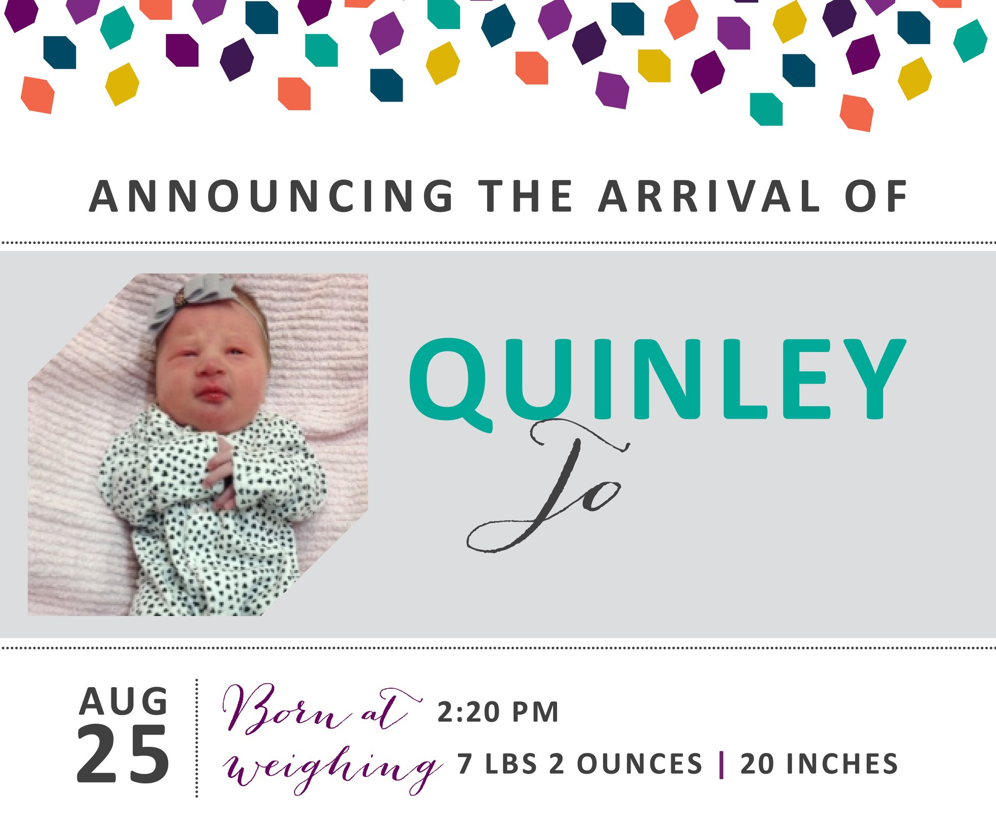 Quinley Jo 1