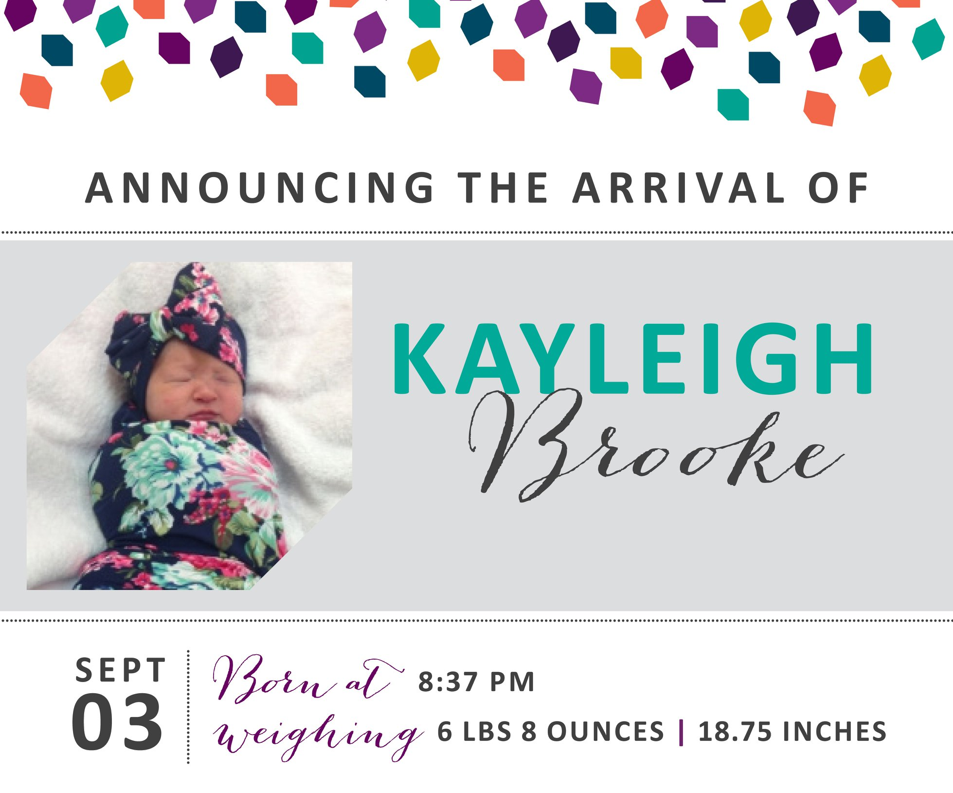 Kayleigh Brooke 1