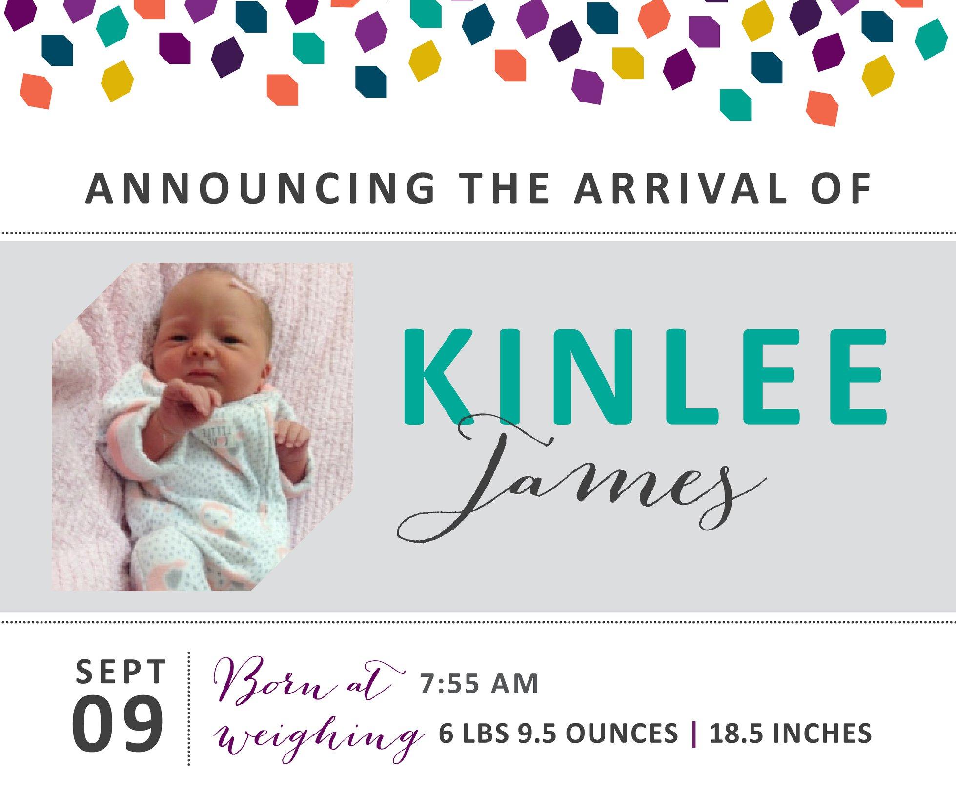 Kinlee James 1
