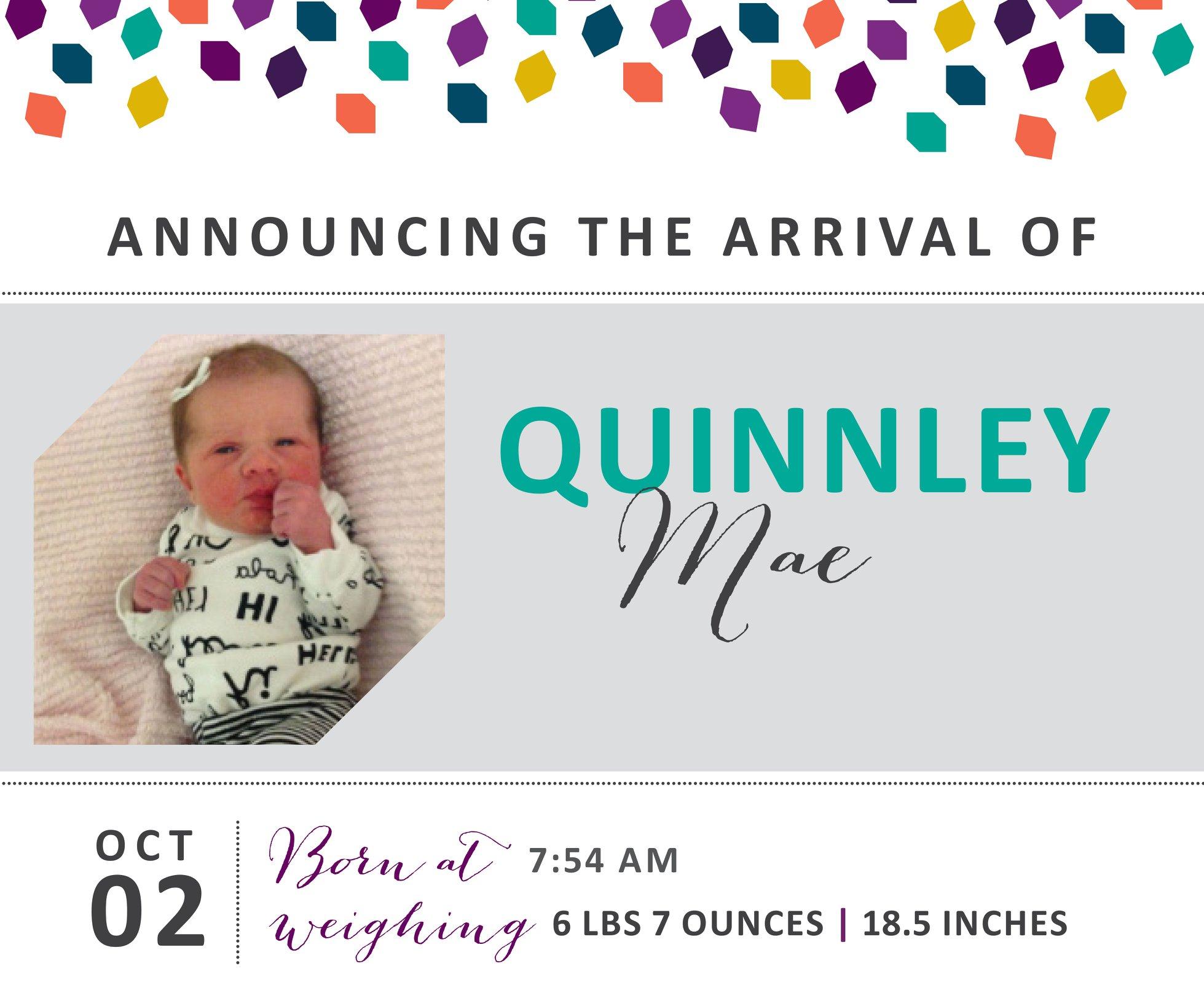 Quinnley Mae 1