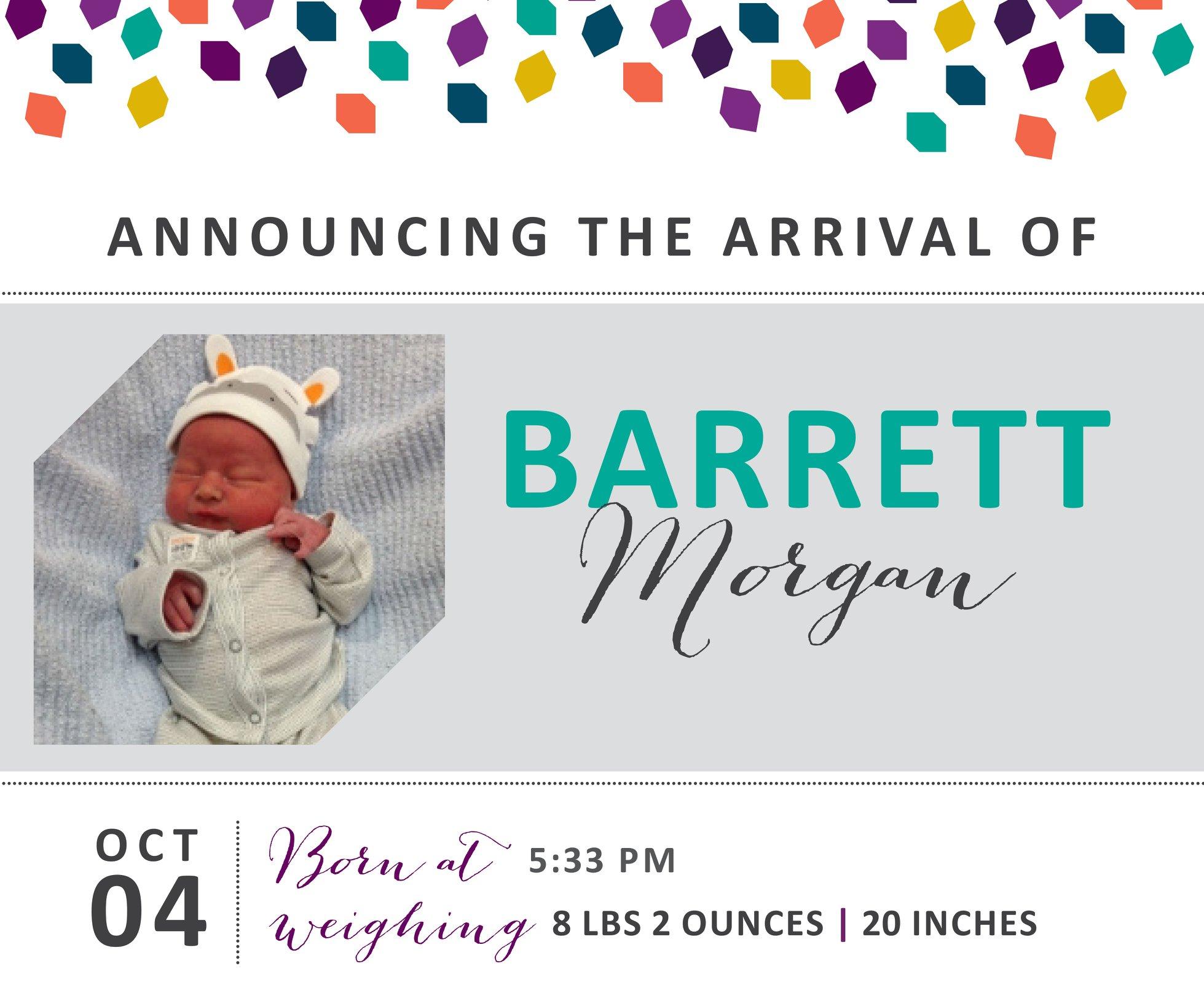 Barrett Morgan 1