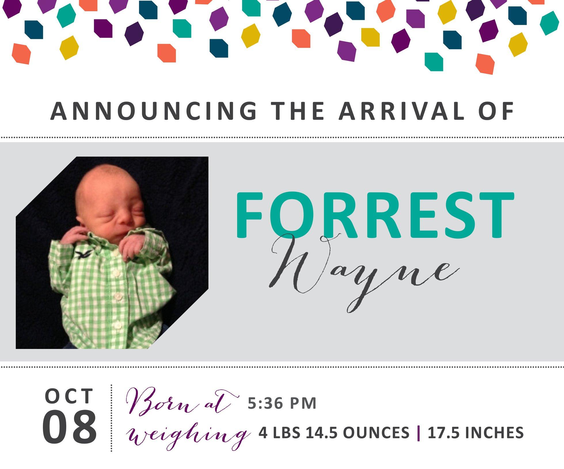 Forrest Wayne 1