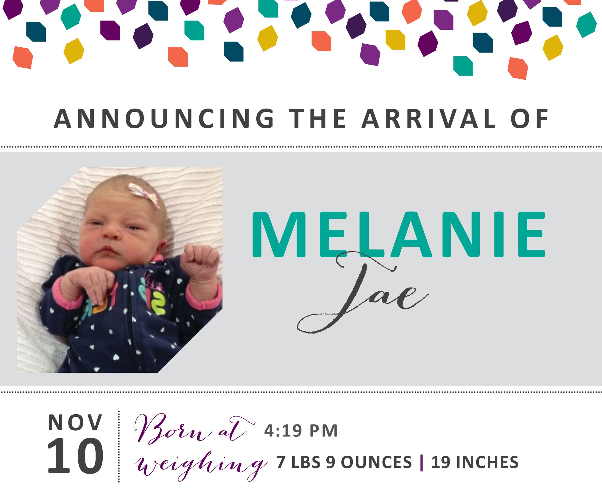 Melanie Jae 1