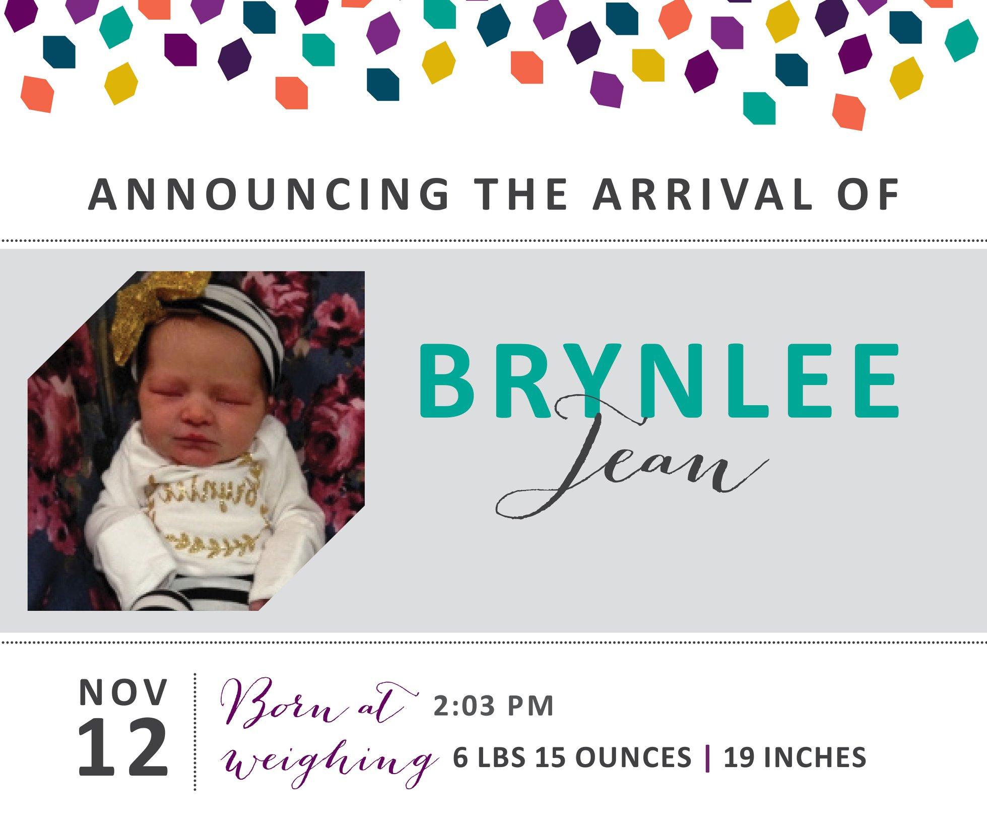 Brynlee Jean 1