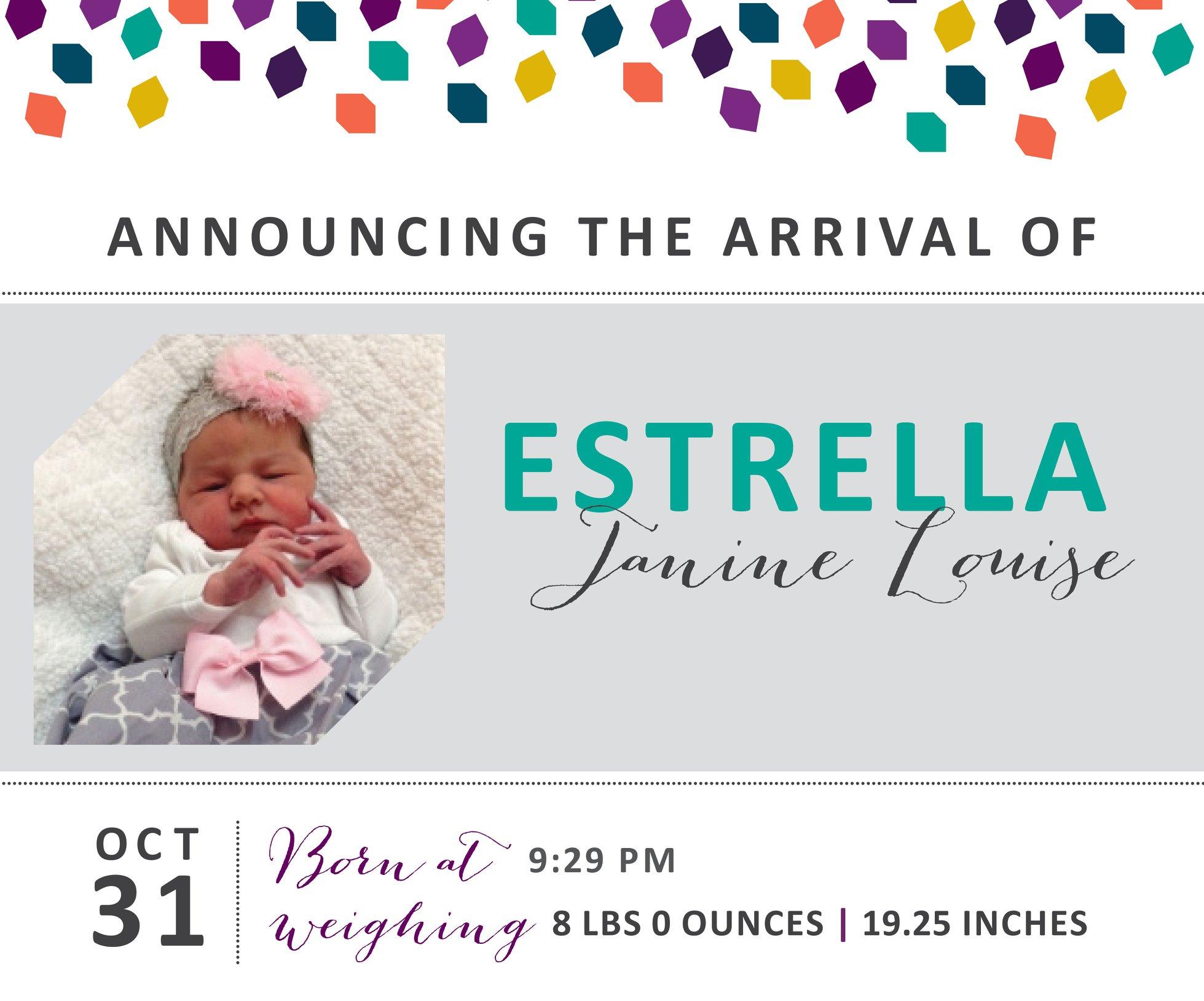 Estrella Janine Louise 1