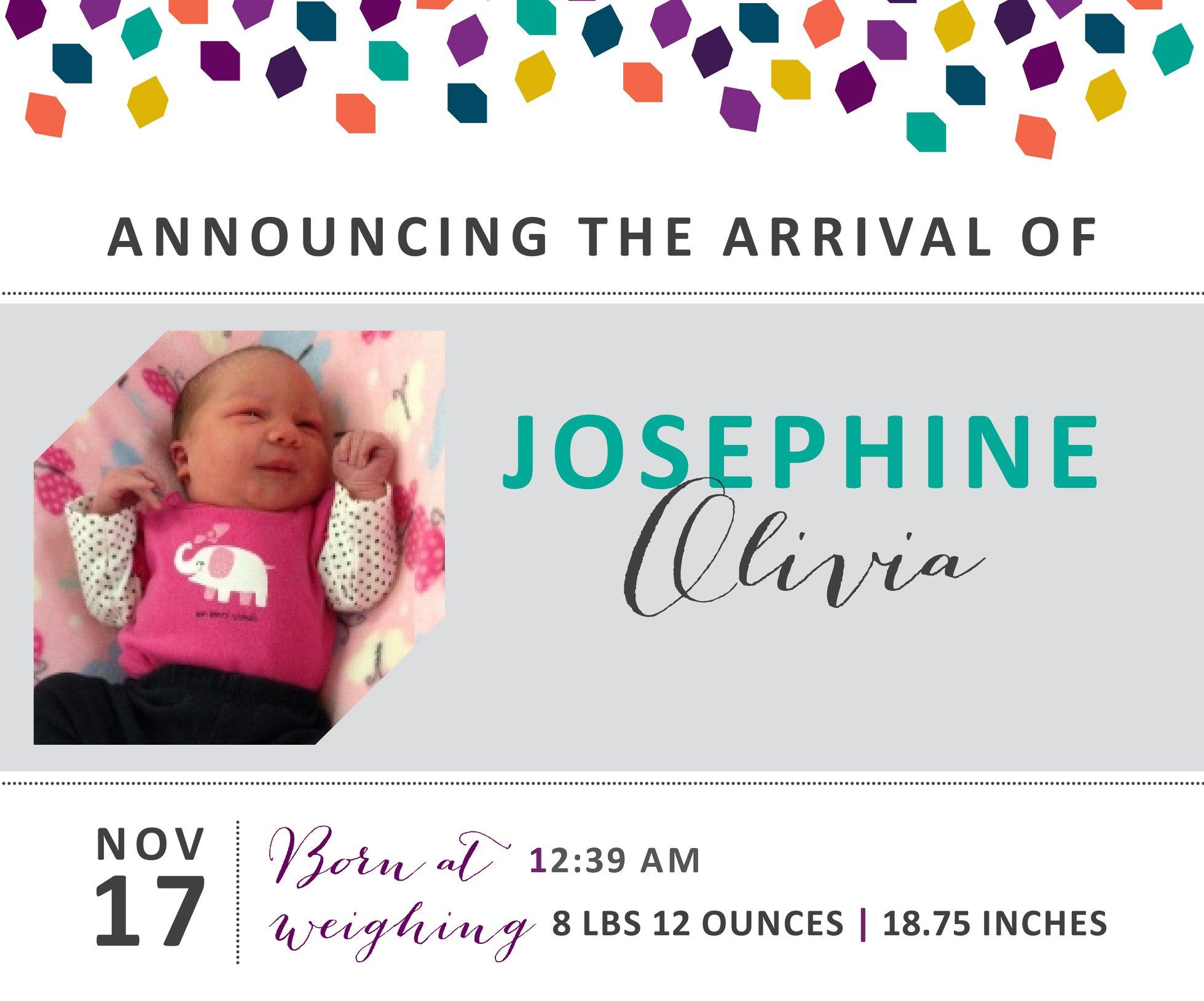 Josephine Olivia 1