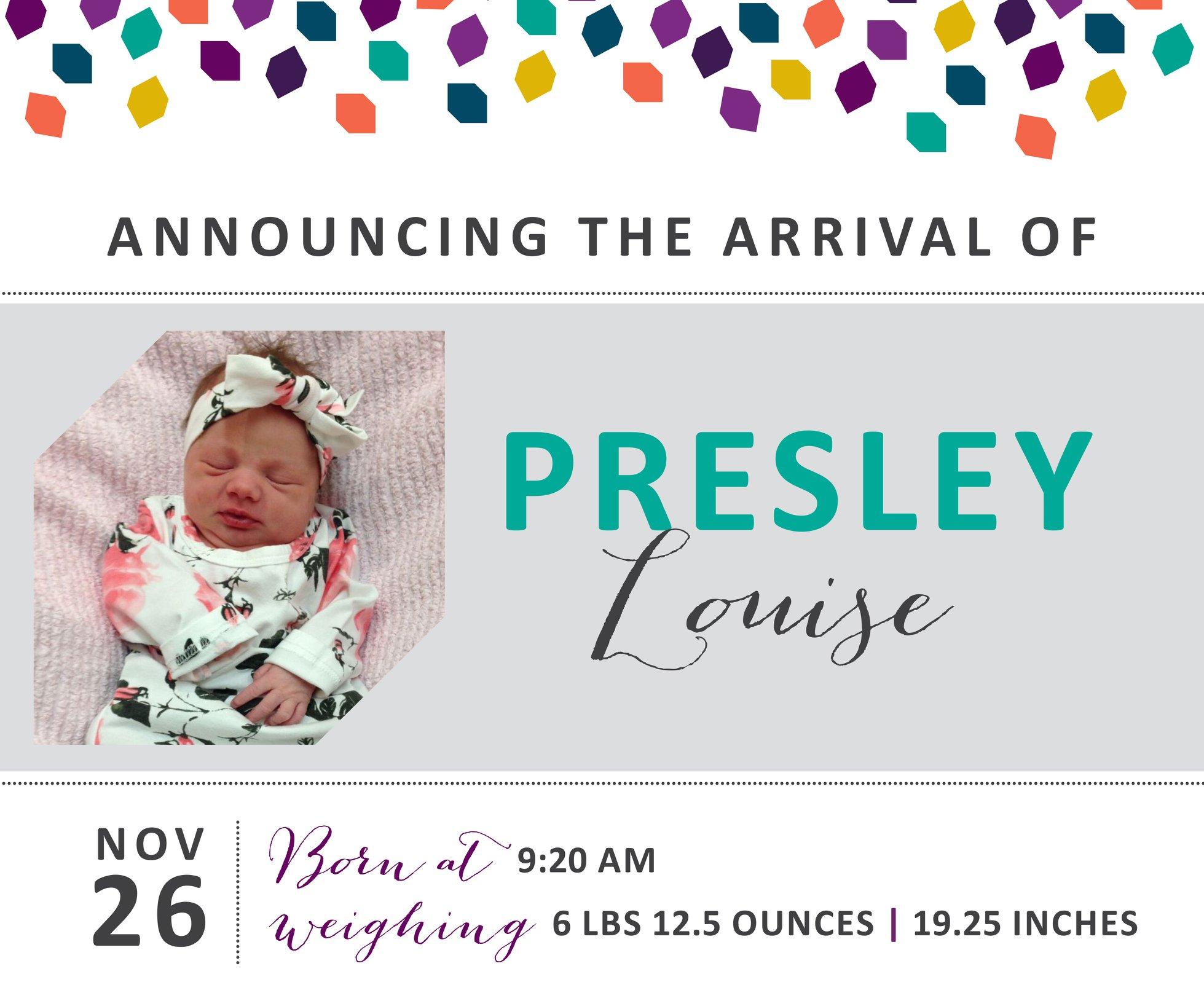 Presley Louise 1