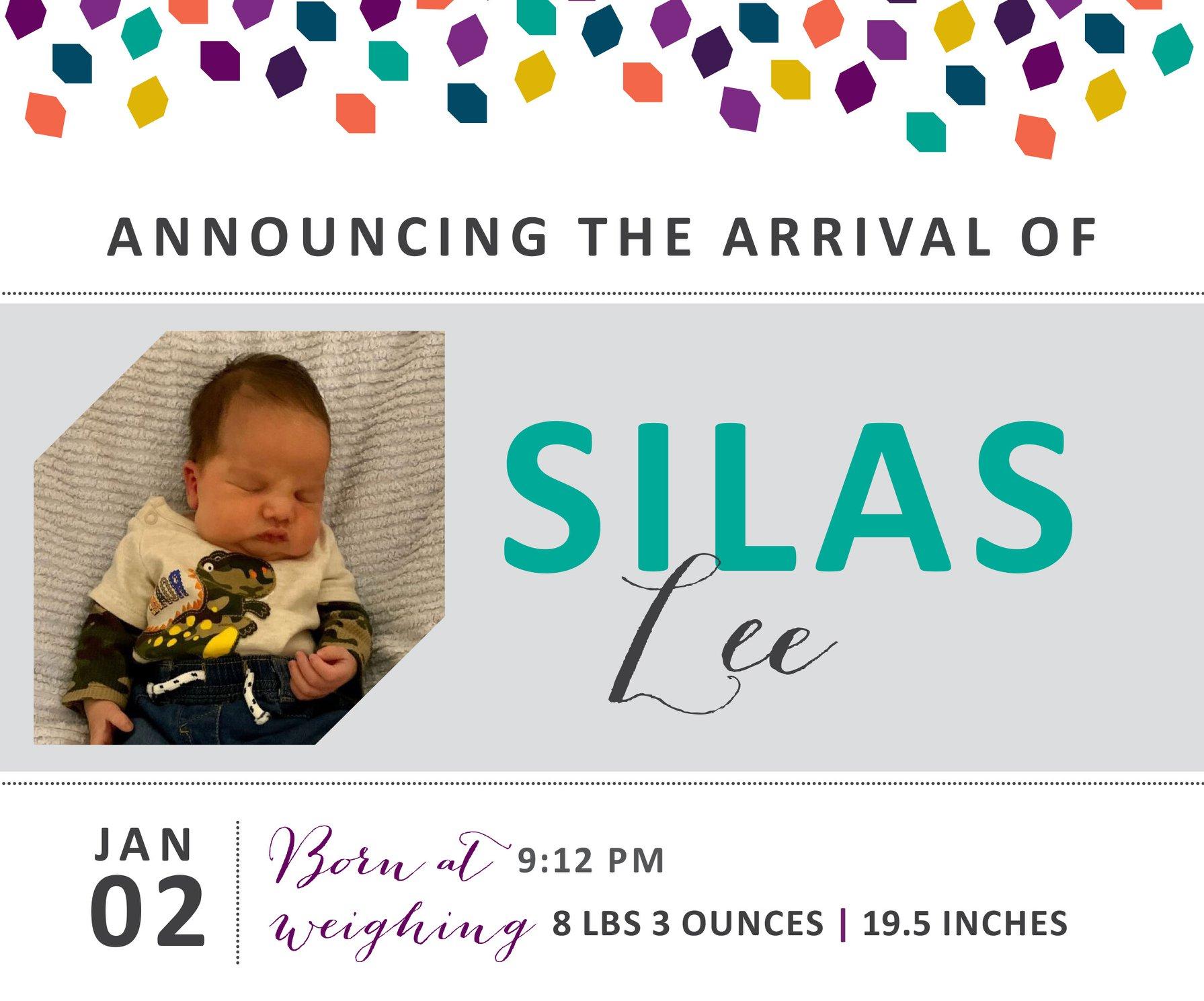 Silas Lee 1