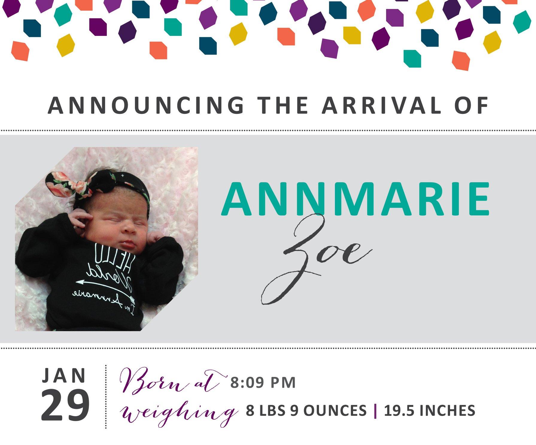 AnnMarie Zoe 1