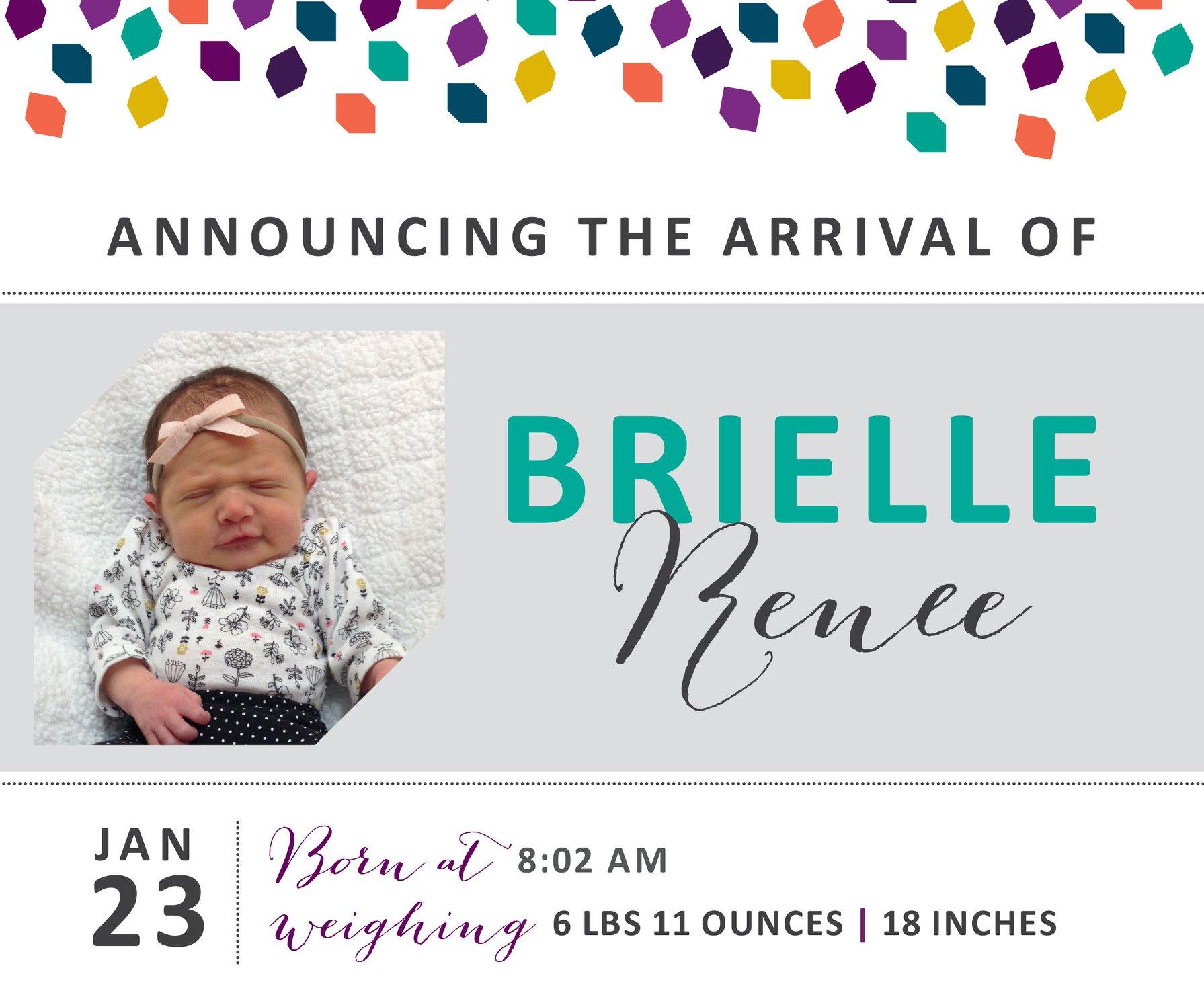 Brielle Renee 1