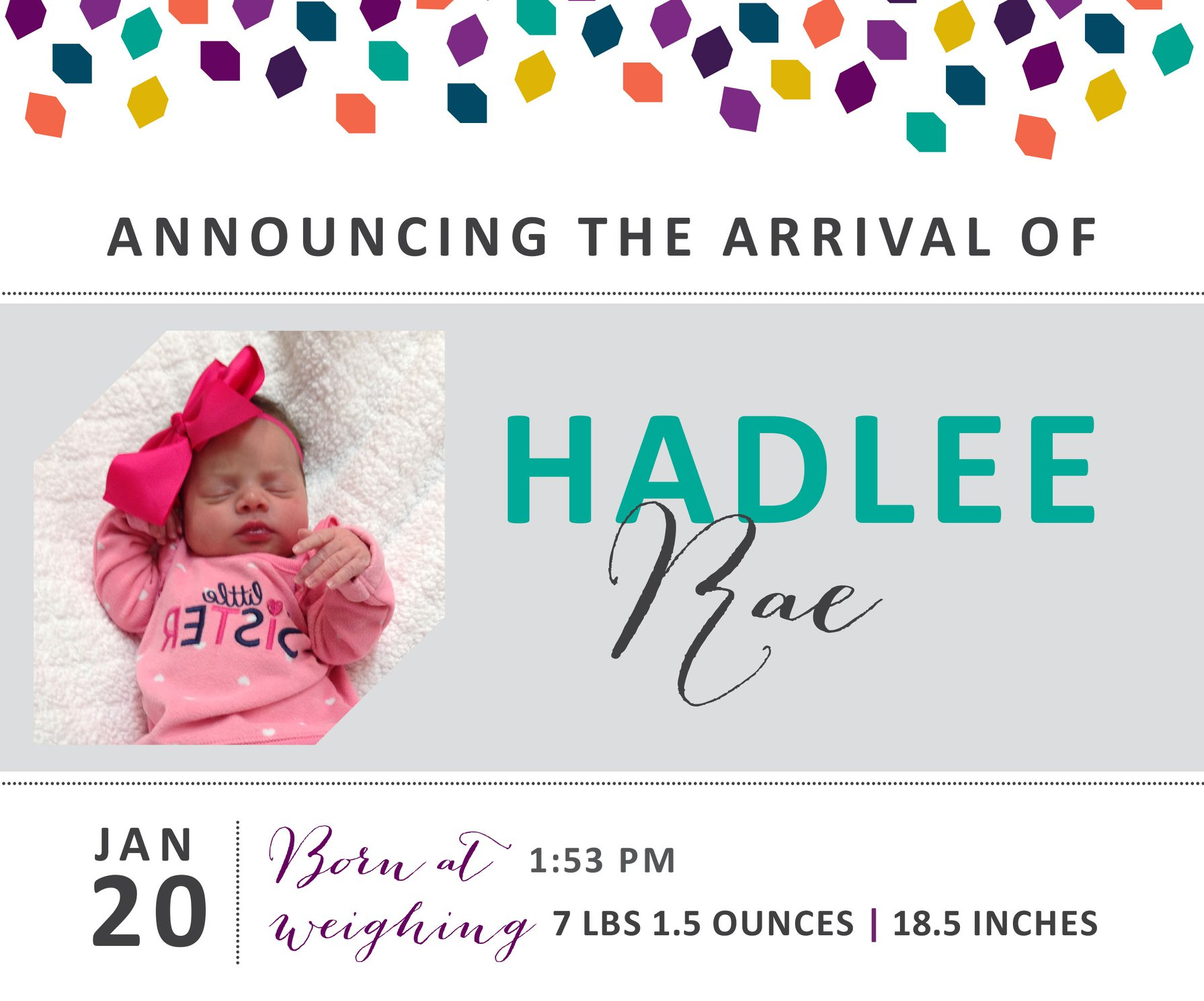 Hadlee Rae 1