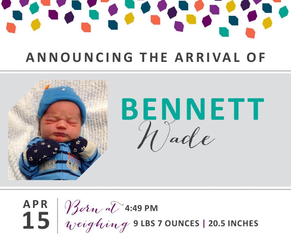 Bennett Wade 3