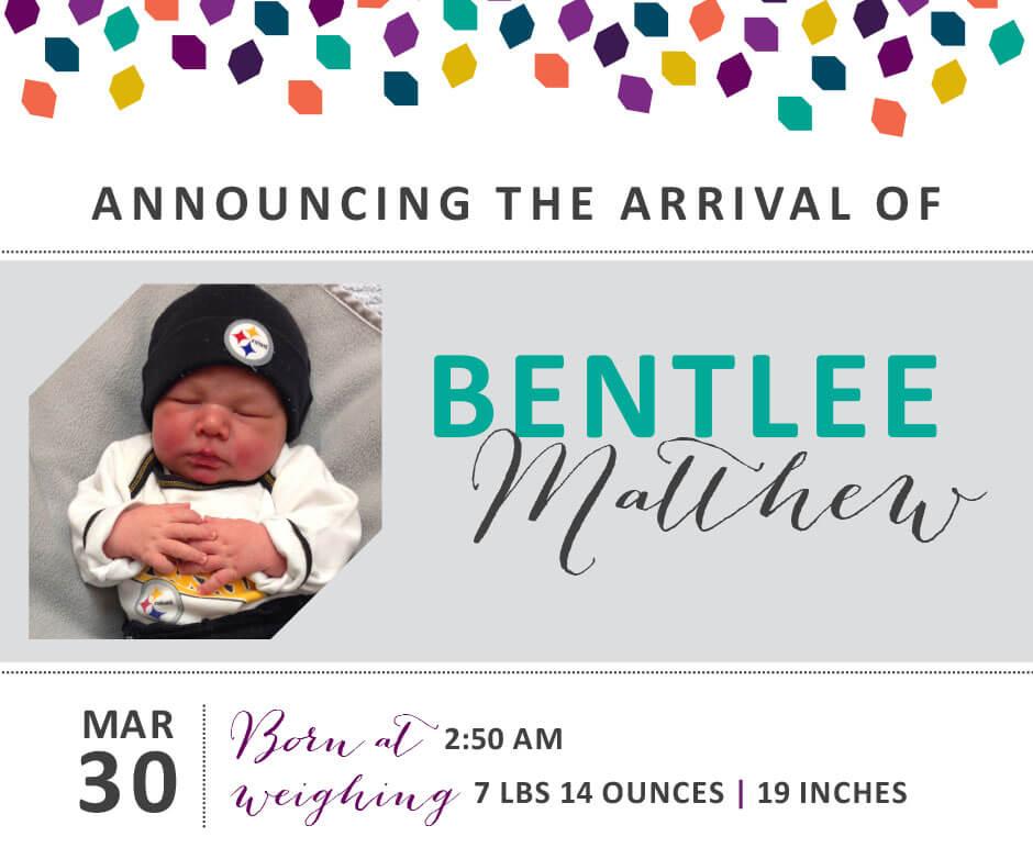 Bentlee Matthew 3