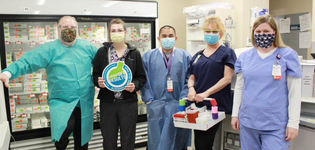 Mahaska Health Celebrates Lab Week 2020 1