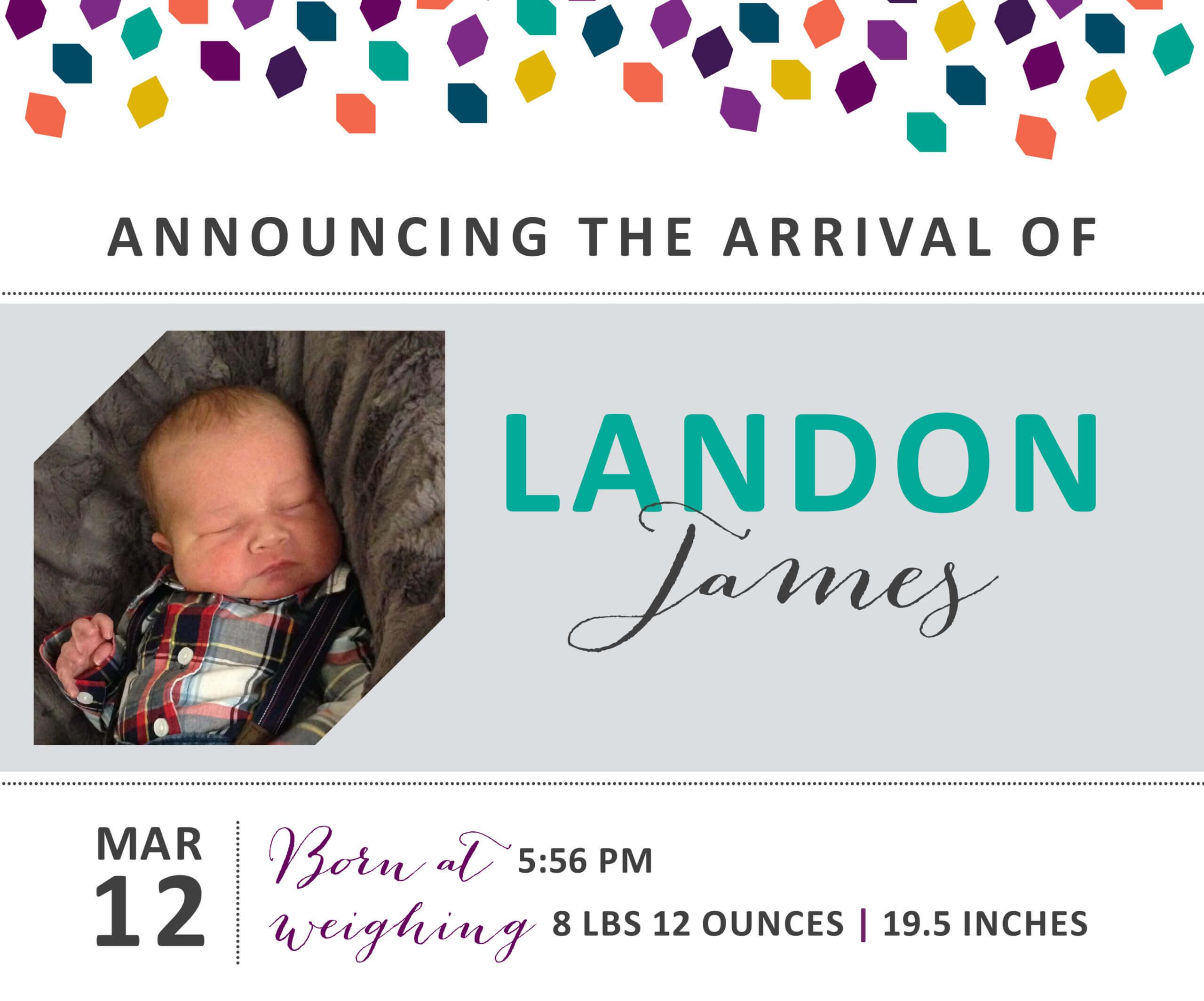 Landon James 3