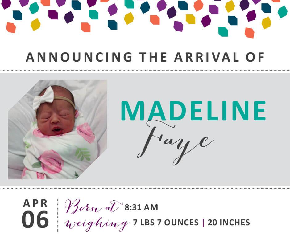Madeline Faye 3