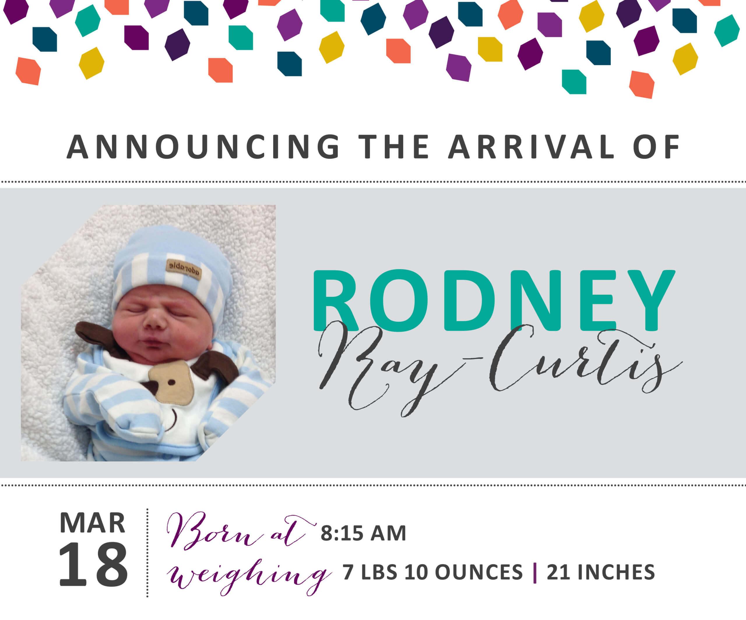 Rodney Ray Curtis 3