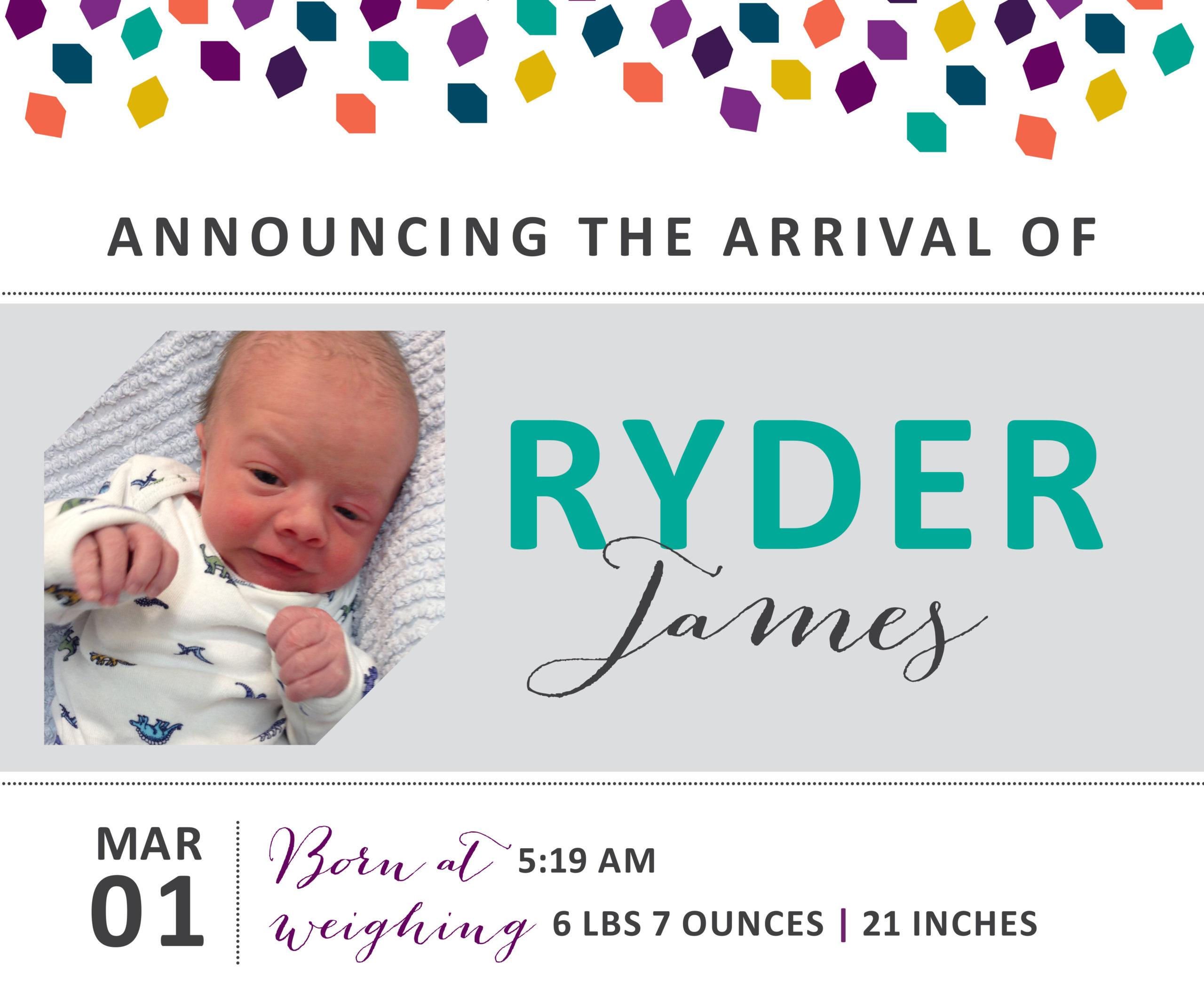 Ryder James 3