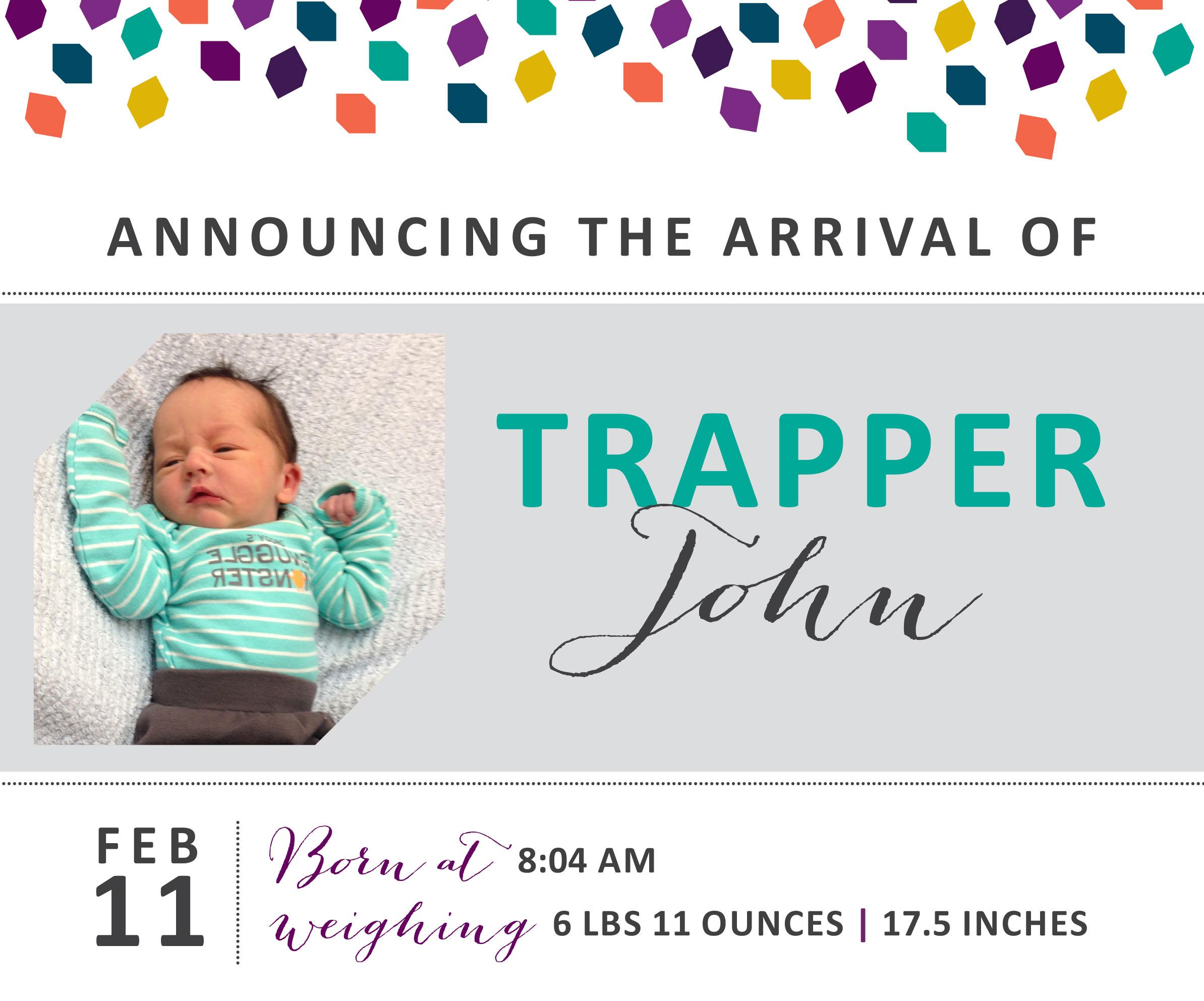 Trapper John 3