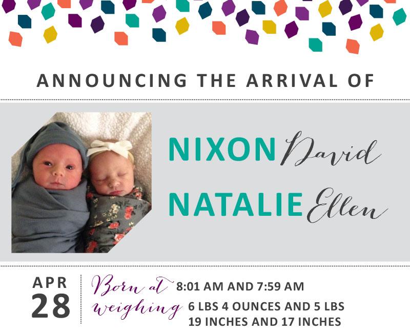 Nixon & Natalie 3