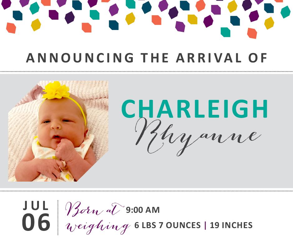 Charleigh Rhyanne 3
