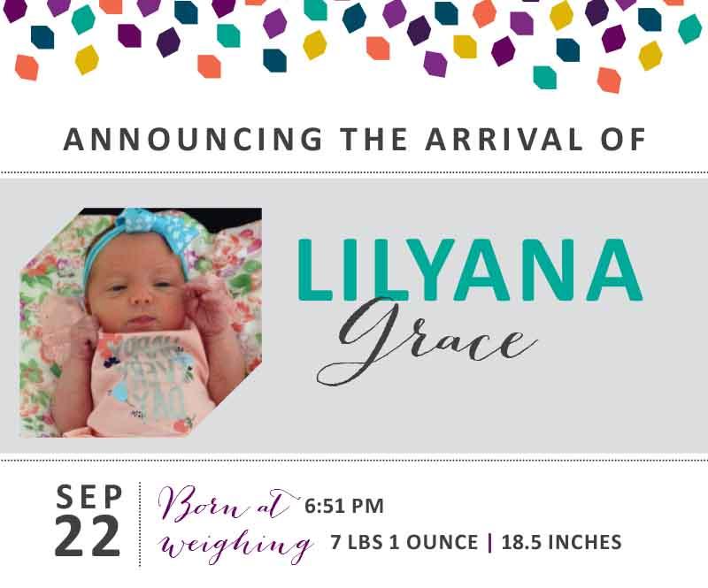 Lilyana Grace 3