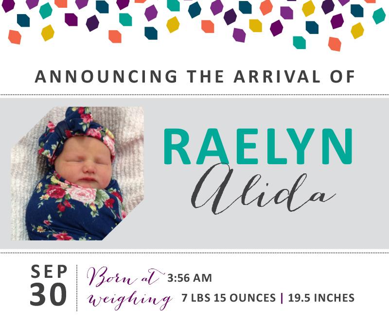 Raelyn Alida 3