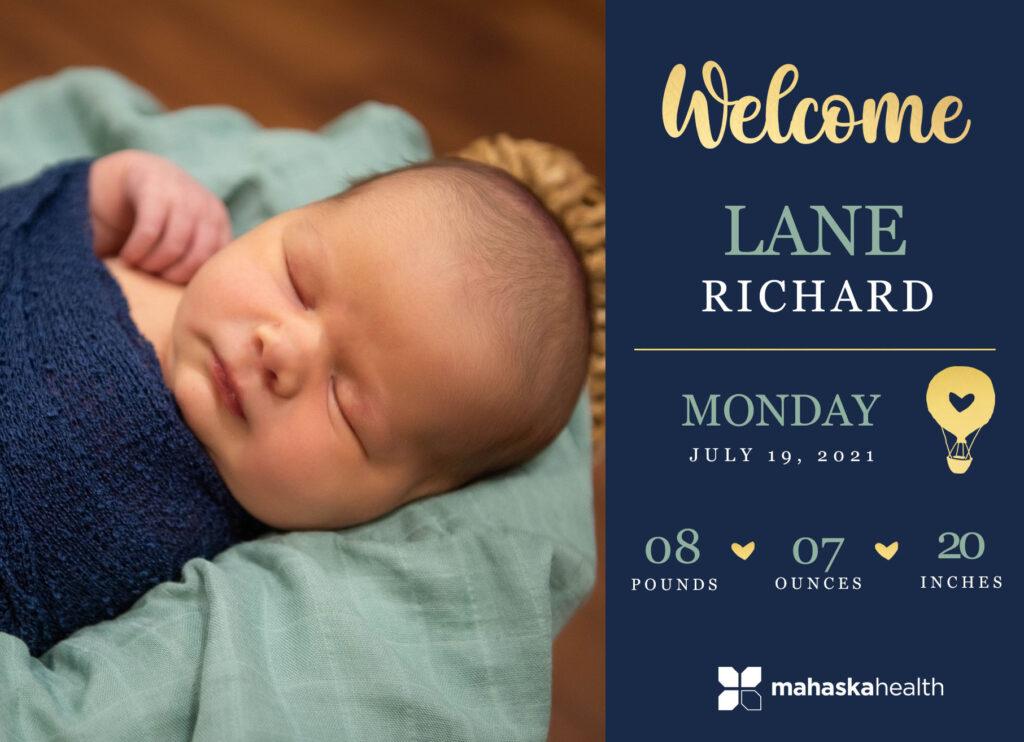 Welcome Lane Richard! 6