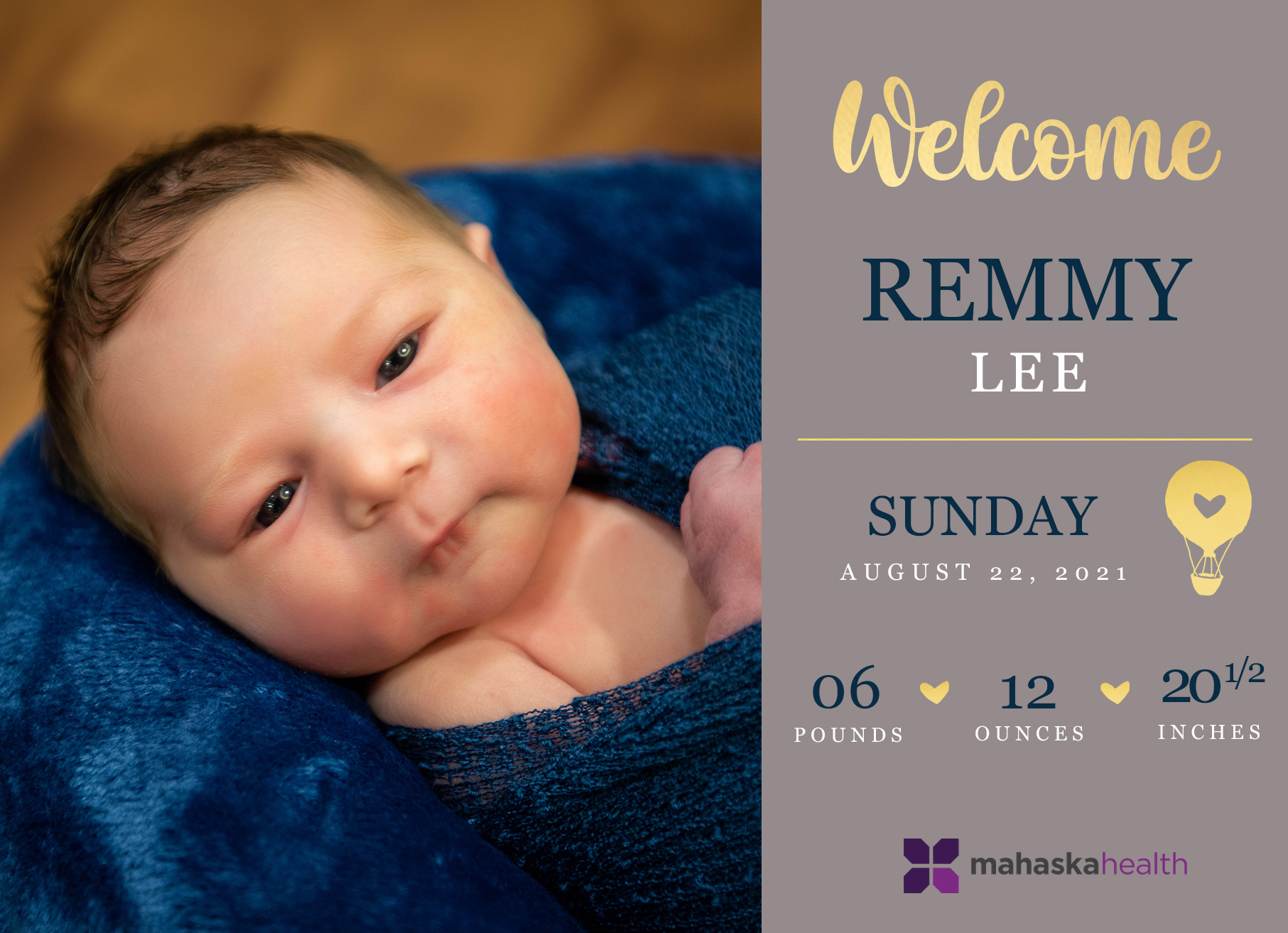 Welcome Remmy Lee! 6