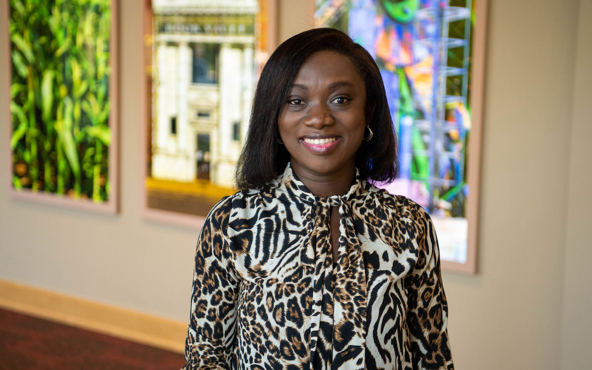 Mary Sarpong, MD 1